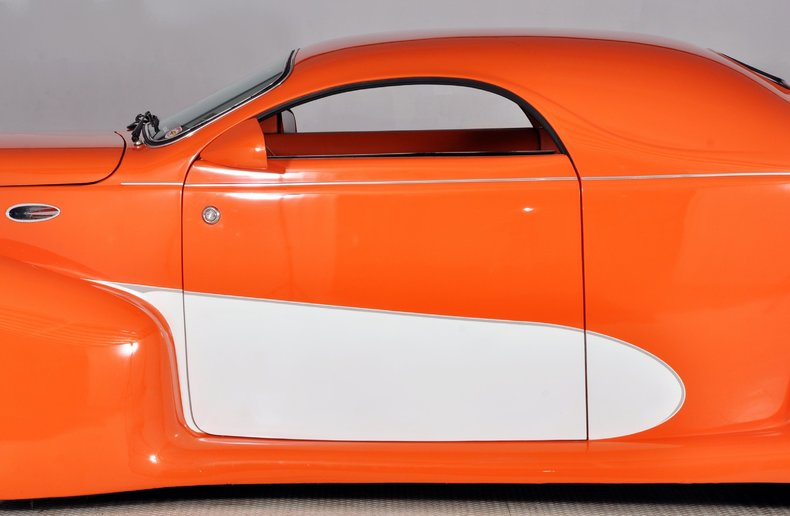 1939 Lincoln Zephyr Image 17