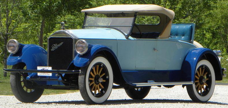 1926 Pierce Arrow Series 80 Image 4