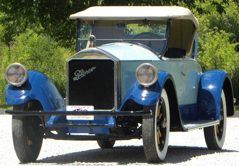 1926 Pierce Arrow Series 80 Image 5