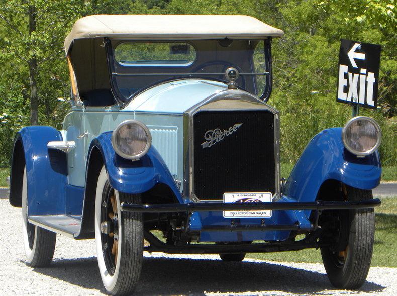 1926 Pierce Arrow Series 80 Image 6