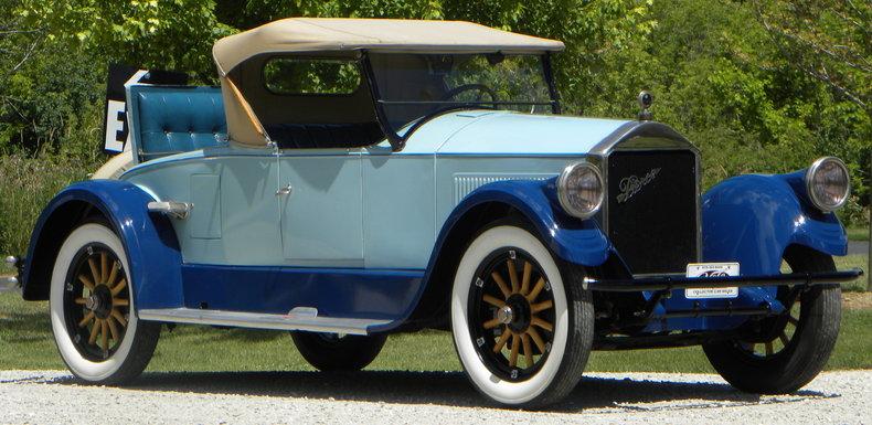 1926 Pierce Arrow Series 80 Image 7