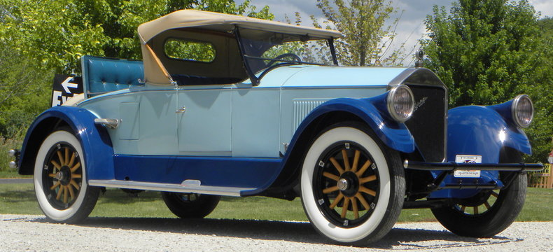 1926 Pierce Arrow Series 80 Image 10