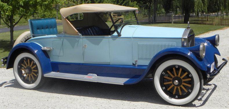 1926 Pierce Arrow Series 80 Image 11