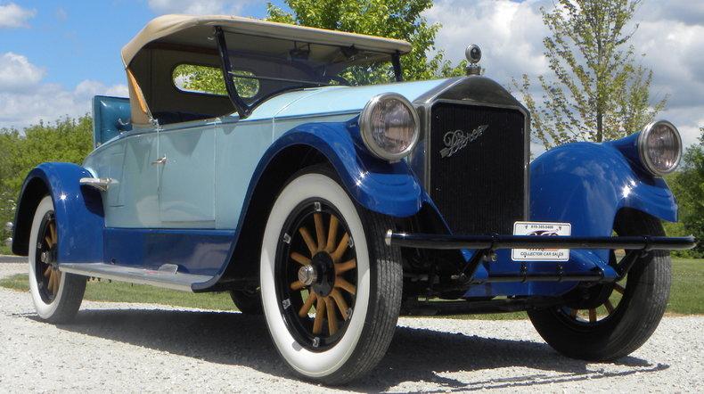 1926 Pierce Arrow Series 80 Image 12
