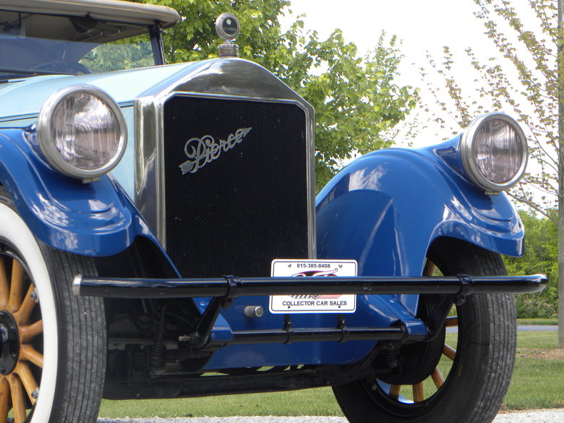 1926 Pierce Arrow Series 80 Image 13