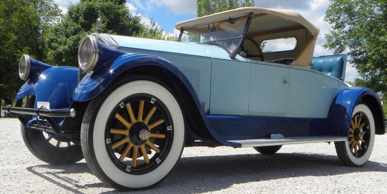 1926 Pierce Arrow Series 80 Image 19