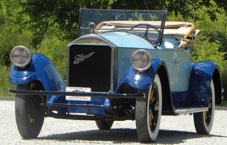 1926 Pierce Arrow Series 80 Image 25