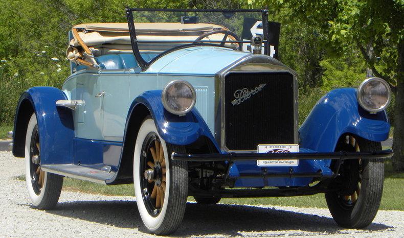 1926 Pierce Arrow Series 80 Image 26