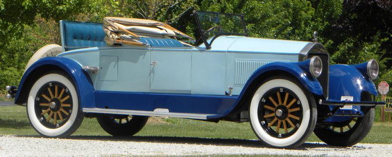 1926 Pierce Arrow Series 80 Image 27