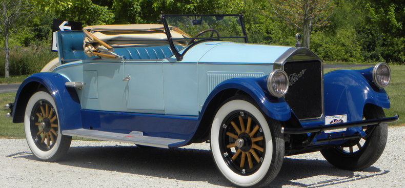 1926 Pierce Arrow Series 80 Image 28