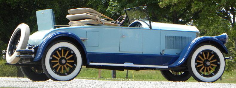 1926 Pierce Arrow Series 80 Image 33