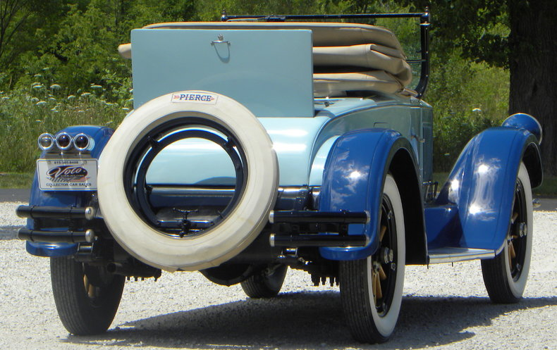 1926 Pierce Arrow Series 80 Image 35
