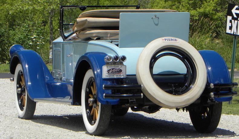 1926 Pierce Arrow Series 80 Image 36