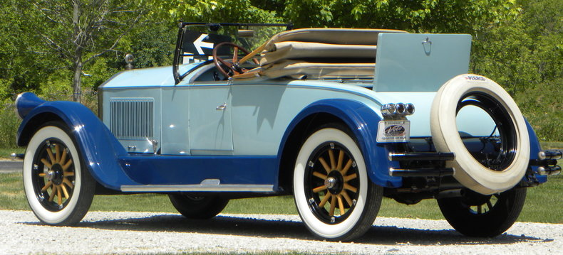 1926 Pierce Arrow Series 80 Image 37