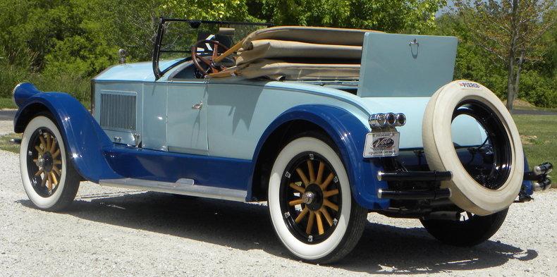 1926 Pierce Arrow Series 80 Image 40