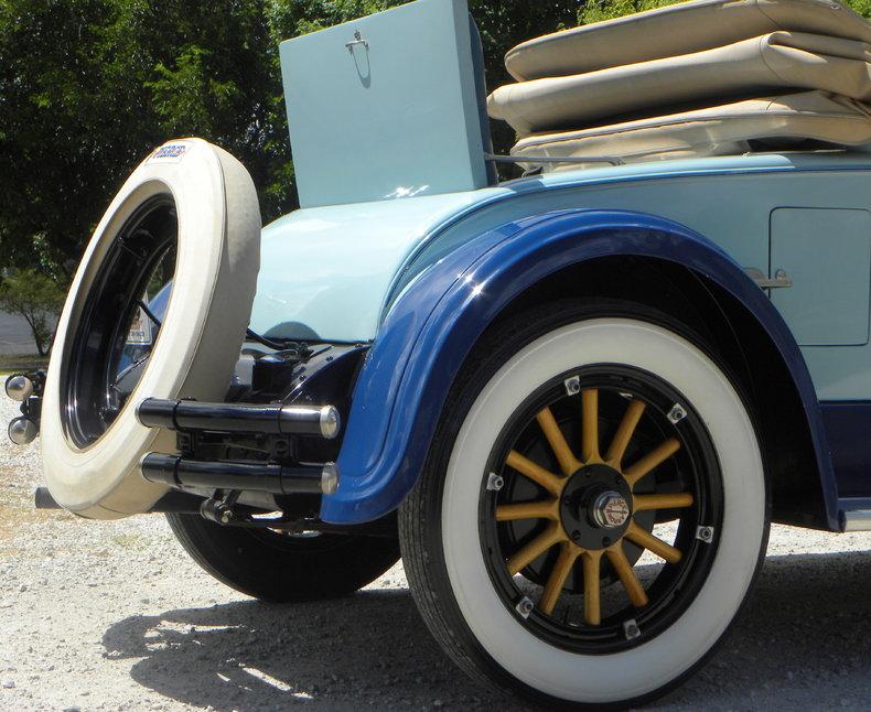 1926 Pierce Arrow Series 80 Image 72