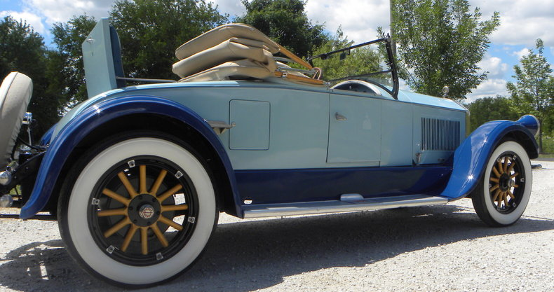 1926 Pierce Arrow Series 80 Image 73