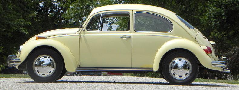 1970 Volkswagen Beetle Image 2