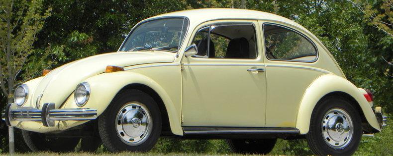 1970 Volkswagen Beetle Image 3