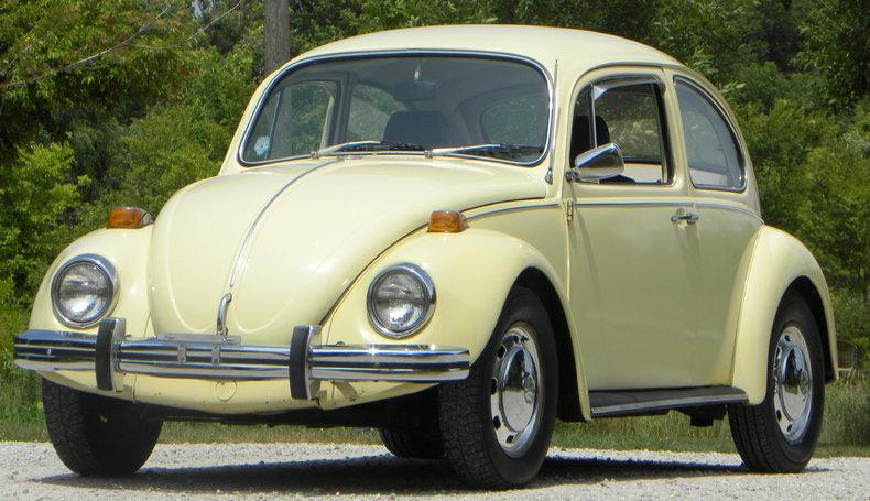 1970 Volkswagen Beetle Image 4