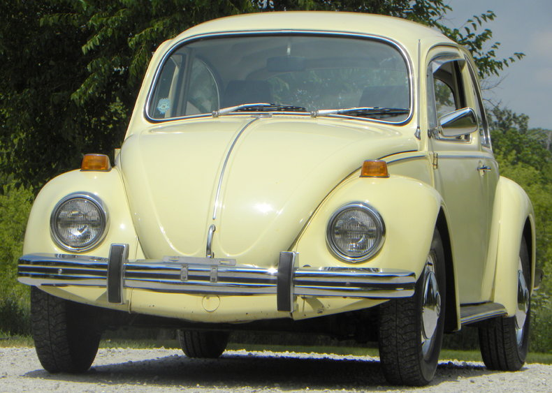 1970 Volkswagen Beetle Image 5
