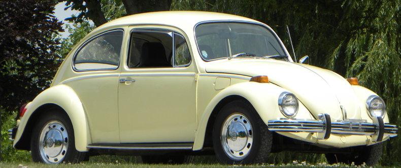 1970 Volkswagen Beetle Image 6