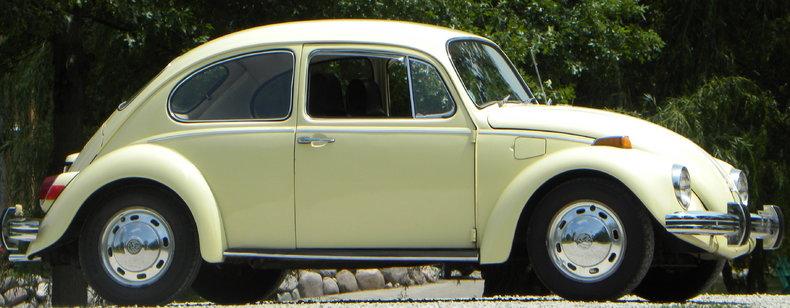 1970 Volkswagen Beetle Image 7