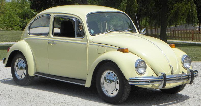 1970 Volkswagen Beetle Image 8