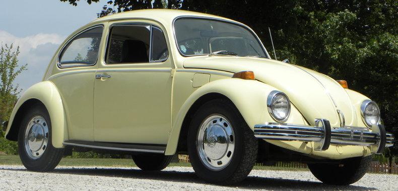 1970 Volkswagen Beetle Image 9