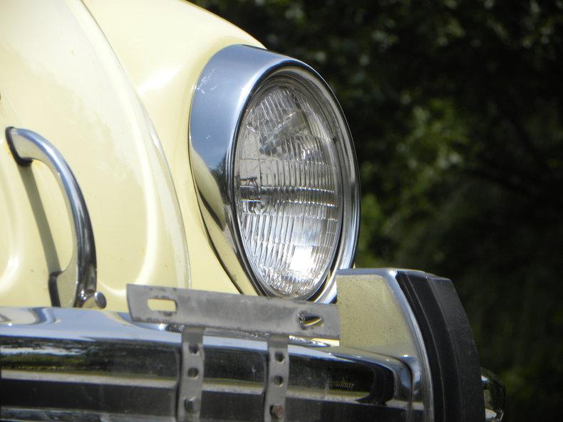 1970 Volkswagen Beetle Image 11
