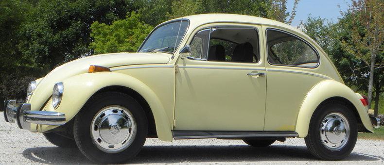 1970 Volkswagen Beetle Image 13