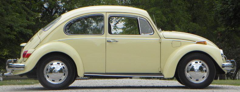 1970 Volkswagen Beetle Image 15