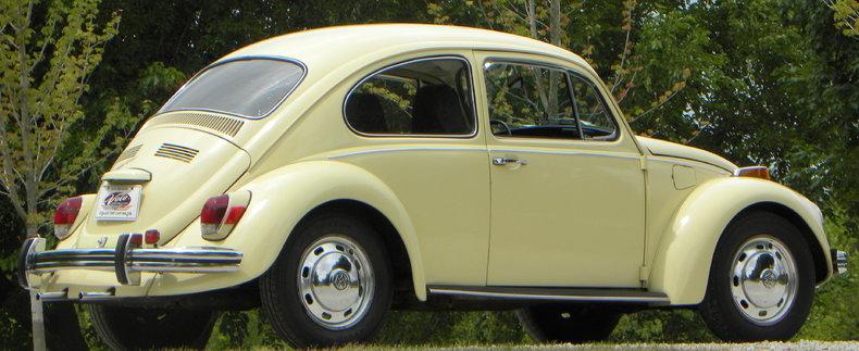 1970 Volkswagen Beetle Image 16