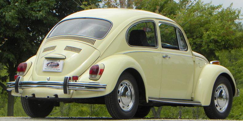 1970 Volkswagen Beetle Image 17
