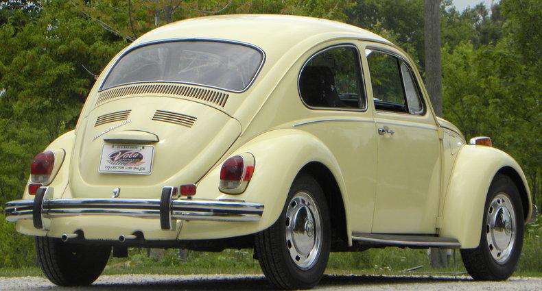 1970 Volkswagen Beetle Image 18