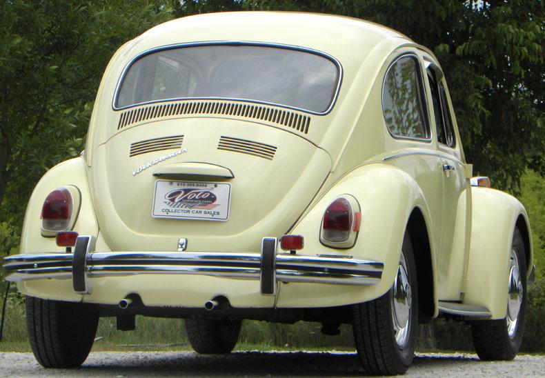1970 Volkswagen Beetle Image 19