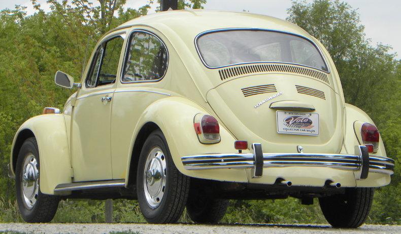 1970 Volkswagen Beetle Image 20