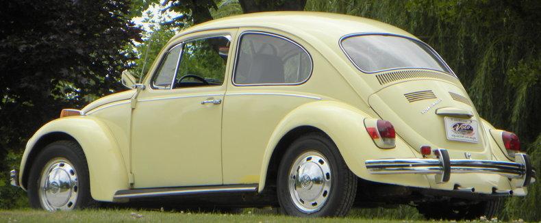 1970 Volkswagen Beetle Image 21