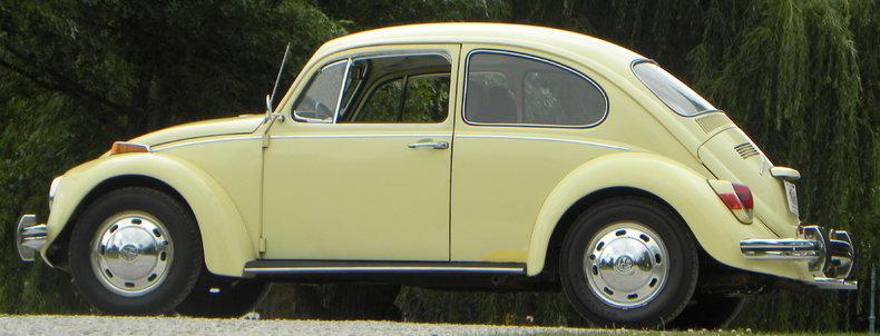 1970 Volkswagen Beetle Image 22