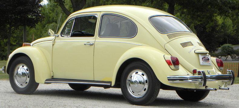 1970 Volkswagen Beetle Image 23