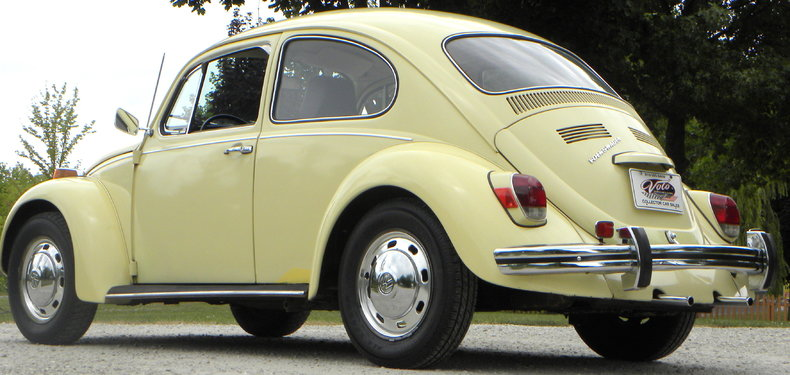 1970 Volkswagen Beetle Image 24