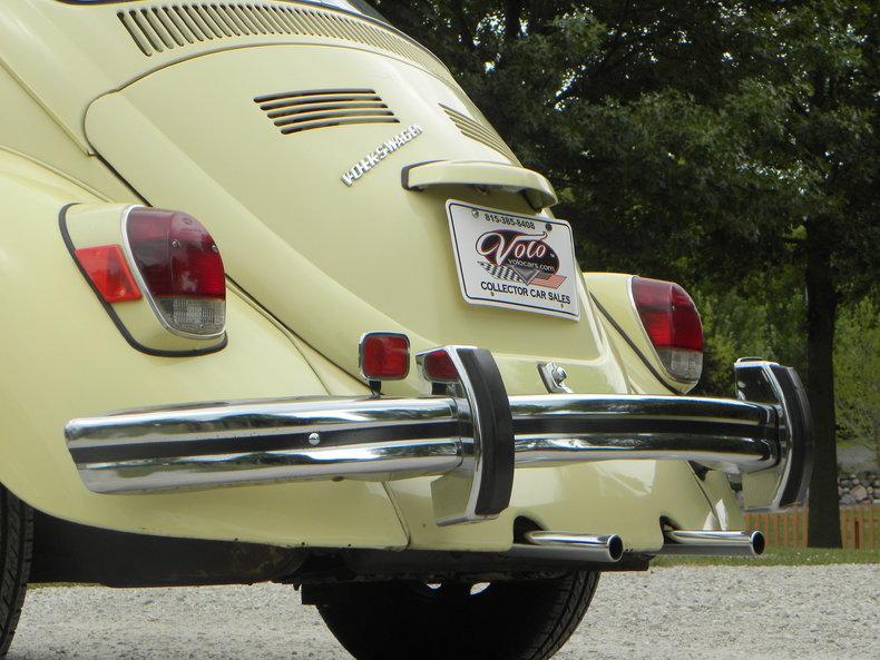 1970 Volkswagen Beetle Image 25