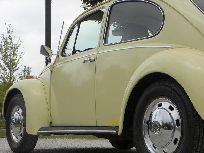 1970 Volkswagen Beetle Image 26