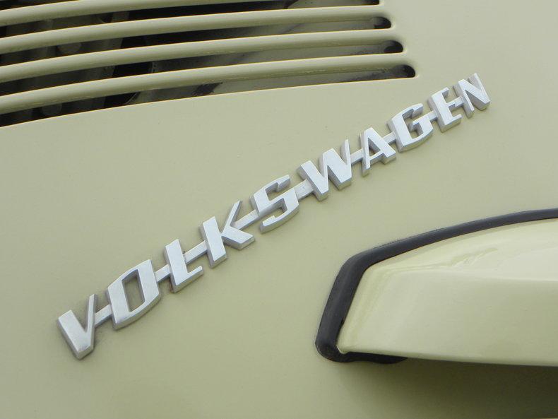 1970 Volkswagen Beetle Image 29