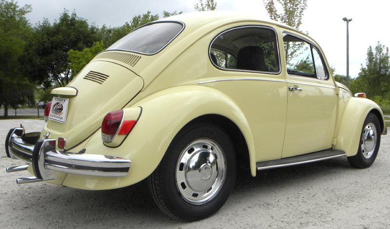 1970 Volkswagen Beetle Image 30