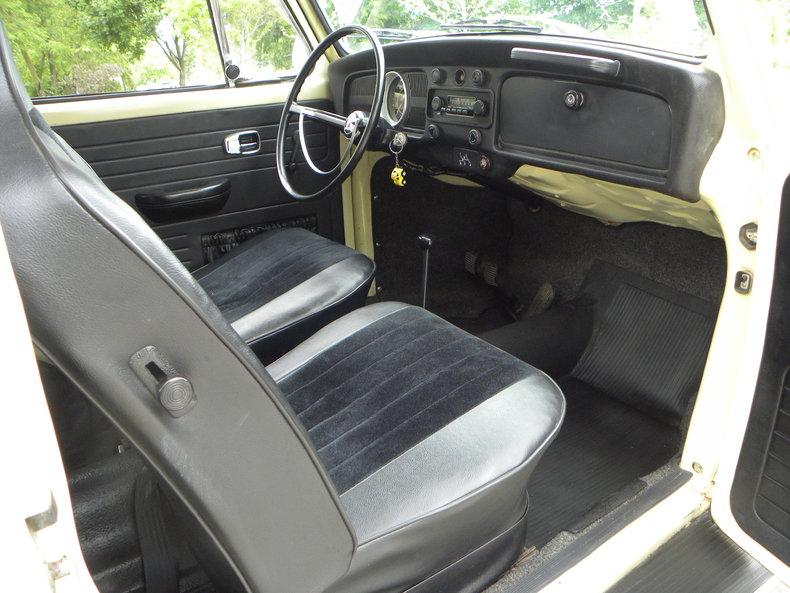 1970 Volkswagen Beetle Image 31