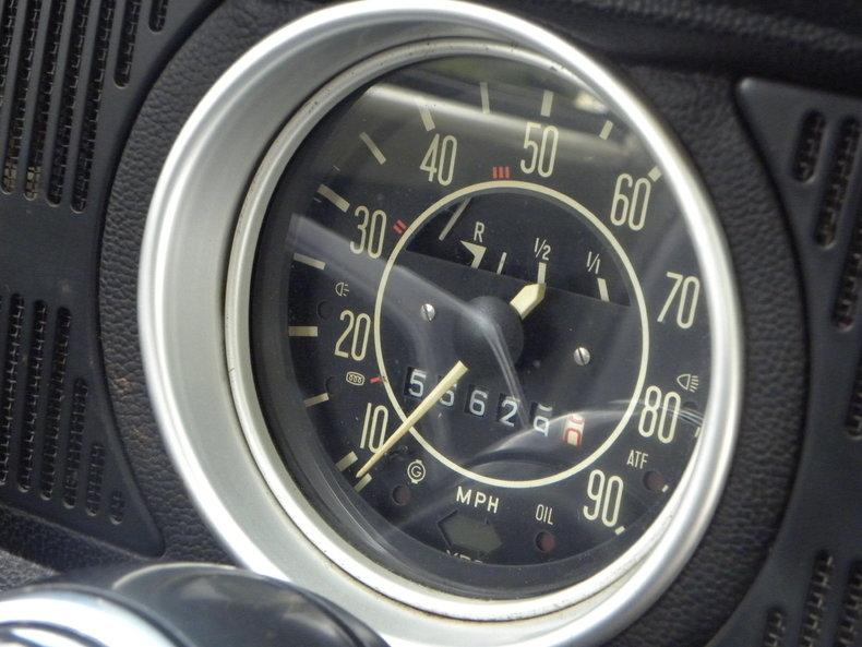 1970 Volkswagen Beetle Image 36