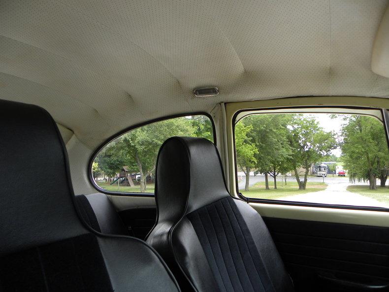 1970 Volkswagen Beetle Image 39