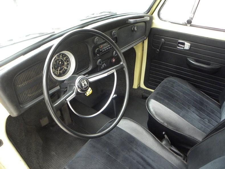 1970 Volkswagen Beetle Image 43