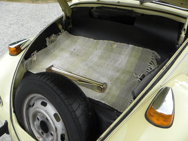 1970 Volkswagen Beetle Image 45